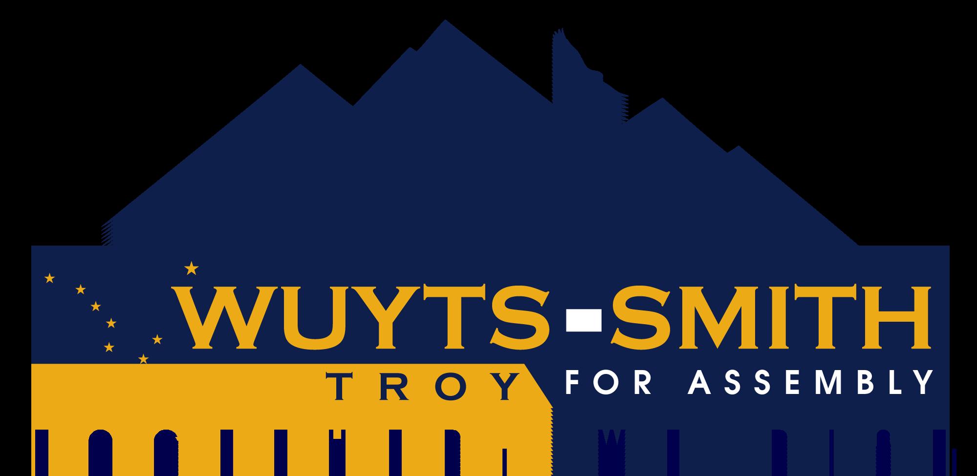 Troy for Alaska